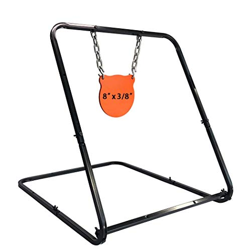 (Highwild Shooting Target Stand with Chain Mounting Kit + 8