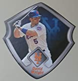 David Wright FATHEAD New York Mets Official MLB Vinyl Wall Graphic 20''x19'' INCH