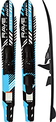 RAVE Sports 02398 Rhyme Adult Combo Water Skis