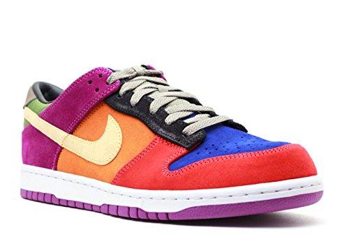 - Nike Mens Dunk PRM Low Viotec SP Viotech Suede Athletic Sneakers Size 10.5
