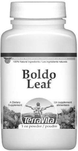 Boldo Leaf Powder (1 oz, ZIN: 510972)