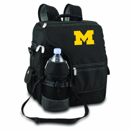 NCAA Michigan Wolverines Turismo Insulated Backpack Cooler