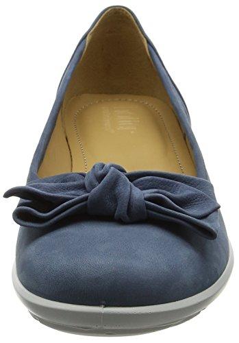 River Hotter Damen Blue Ballerinas Blau Jewel OPqfz