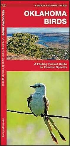 oklahoma birds a folding pocket guide to familiar species a pocket