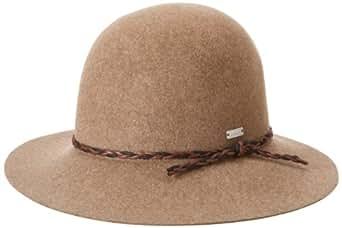 Coal Women's The Simone Bucket Hat, Light Heather Brown, One Size