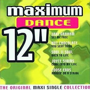 Original 80s/90s M A X I Dance Versions (CD Compilation, 10 Tracks, Various, Diverse Artists, Künstler) (Original Version Of Carol Of The Bells)