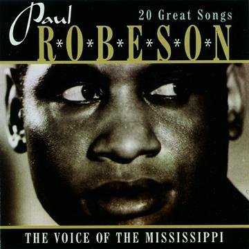 The Voice of the Mississippi: 20 Great Songs (Bear Mischa)