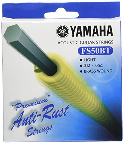 YAMAHA / FS50BT Yamaha Acoustic Guitar Strings Custom Light gauge [1set]