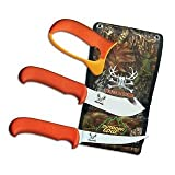 Outdoor Edge Cutlery Corp Blaze and Bone Clampack, Outdoor Stuffs