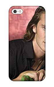 Faddish Phone Gorgeous Taylor Kitsch Celebrities Case For Iphone 5/5s / Perfect Case Cover