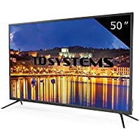 Téléviseur 50 Pouces LED Full HD TD Systems K50DLG8F. Résolution 1920 x 1080, 3X HDMI, VGA, USB Lecteur et enregistreur