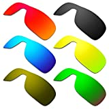 Hkuco Mens Replacement Lenses For Oakley Turbine Rotor Sunglasses