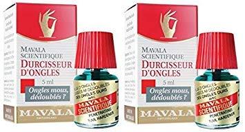 Mavala Scientifique Original Nail Hardene, (2 Pack of 0.16 Ounce)