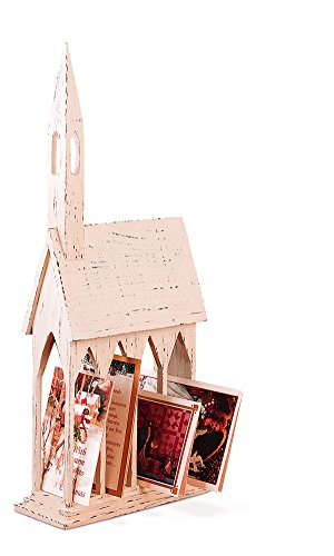 GALLERIE II Church Christmas Card Holder by GALLERIE II (Image #2)