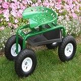 Garden Seat Caddy