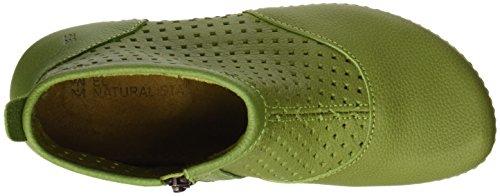 El Naturalista N389, Botines para Mujer Verde (Green)