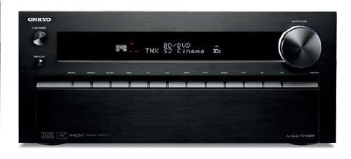ONKYO AVセンター 7.1ch対応 ブラック TX-NA809(B) B00545OK9S