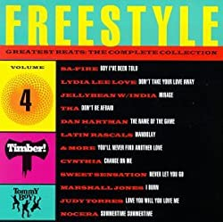 Freestyle Greatest Beats: The Complete Collection, Vol. 4