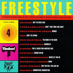 Freestyle Greatest Beats: The Complete Collection, Vol. 4 by Tommy Boy