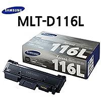 Samsung MLT-D116L Black Toner (3,000 pages) High Yield...