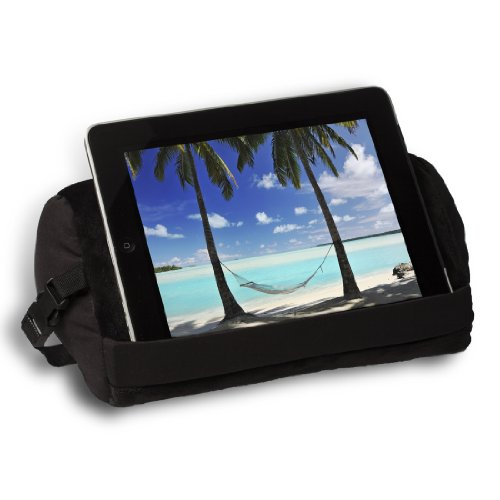 World's Best Pad Rest Tablet Support Pillow, Black