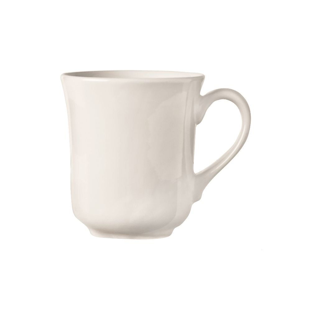 World Tableware BW-1150 Basics Bright White Tall 8 Ounce Cup - 36 / CS