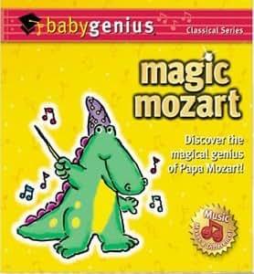 baby genius magic mozart baby genius classical series