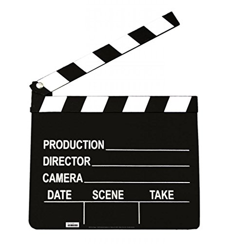 Film Clapper - Advanced Graphics Life Size Cardboard Standup (550 Film)