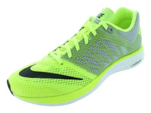 Volt White Grey Nike Shoe Men's Running Lunarspeed ZwASqYSI