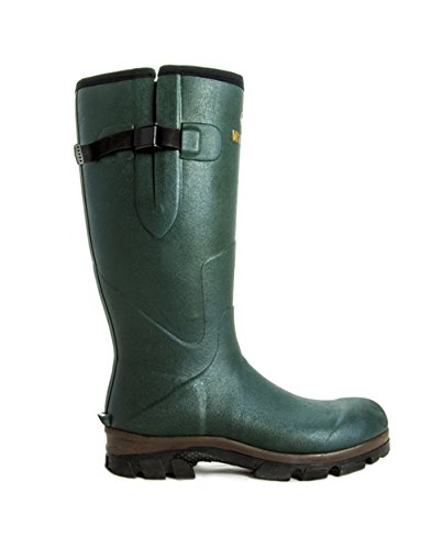 Award Winning, Rockfish, Men's Wellies, Walkabout, Neoprene lining for extra warmth and comfort, Natural Rubber, SIZE 5 - 13 , FREE DELIVERY