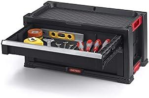 Keter 238557 - Carro de herramientas 7 cajones 60 x 38 x 83 cm: Amazon.es: Bricolaje y herramientas