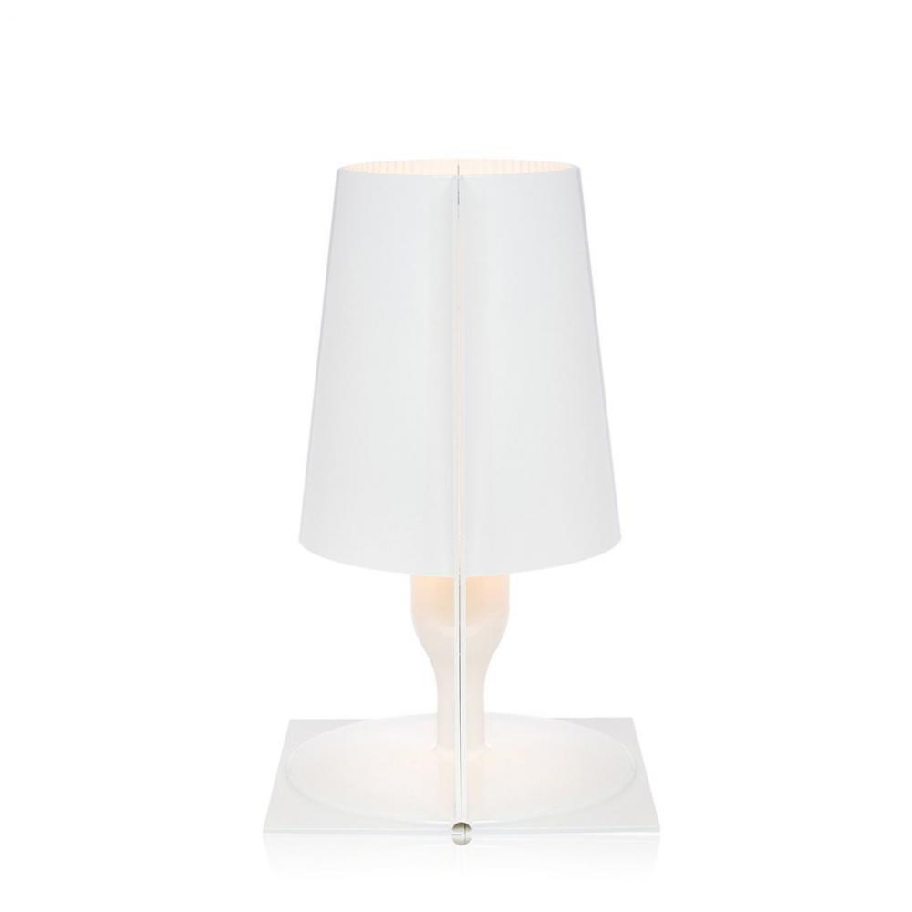 Kartell 9050Q7 Take Abat-jour, Colore Bianco: Amazon.it: Illuminazione
