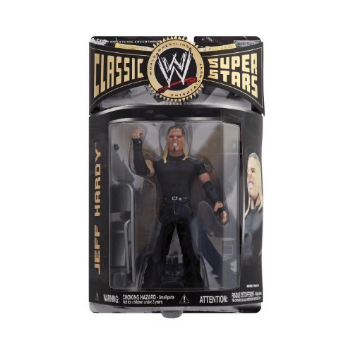 - WWE Wrestling Classic Superstars Series 21 Action Figure Jeff Hardy (Debut Attire) by Jeff Hardy Sleeves