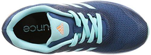 adidas Sneaker, Groesse 7,5, blau
