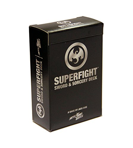SUPERFIGHT the Sword Sorcery Deck