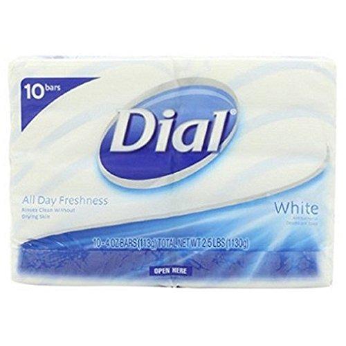 dial antibacterial soap white - 8