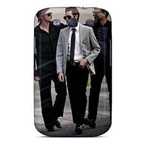Samsung Galaxy S3 Ija19740TFOX Provide Private Custom High Resolution Interpol Band Pictures Protector Hard Phone Case -SherriFakhry