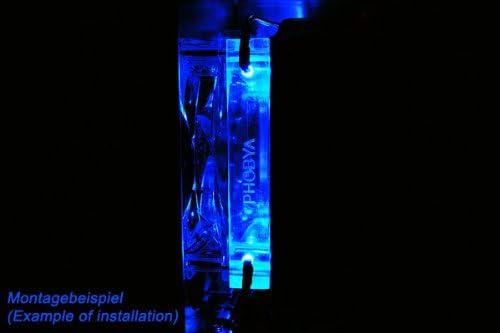 Refroidisseur et radiateur Phobya 38112 Ventilateur refoidisseurs et radiateurs Ventilateurs