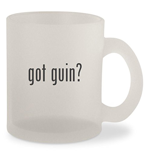 got guin? - Frosted 10oz Glass Coffee Cup - Sunglasses Lulu Guinness By Lulu