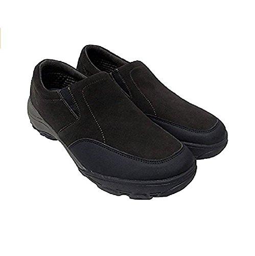Weatherproof Vintage Mens Casual Slip On Shoe (8, Brown Suede) (8)