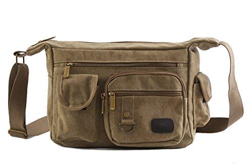 DEEZONE Multifunction Messenger Bag Shoulder