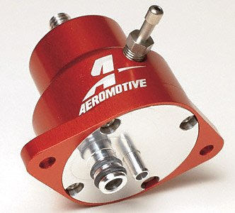 Aeromotive Billet - Aeromotive 13102 Adjustable Billet Fuel Pressure Regulator