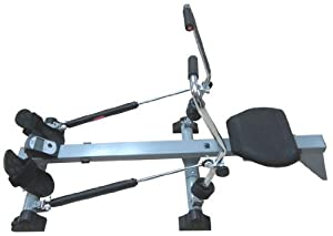 AsVIVA Rudergerät Rower Cardio IX Fitness, RA9