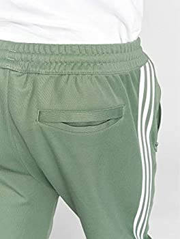 adidas Men's DH5818 Beckenbauer Tp Pant, Trace Green, M