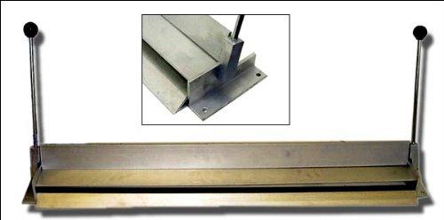 36'' Sheet Metal Bending Brake Bender Aluminum Steel Trim 30 - FREE SHIPPING by Generic