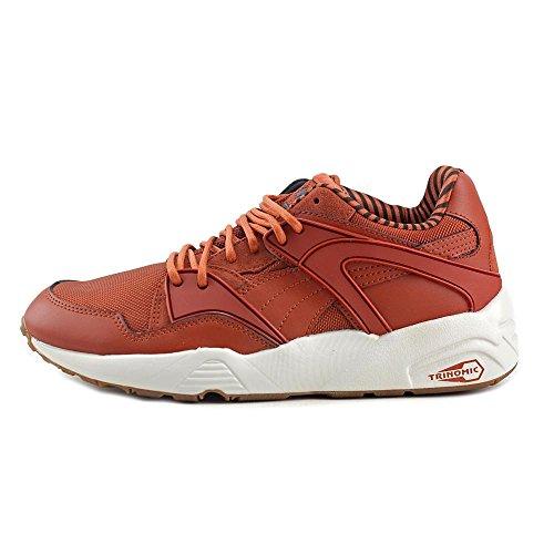 Puma 359993-03: Blaze Citi Serie Rust Lær Tekstil Atletisk Joggesko For Menn Arabisk Krydder-svart-damp Rousgra