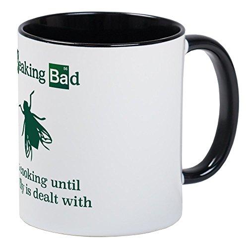 CafePress Breaking Bad Fly Mug Unique Coffee Mug, Coffee Cup