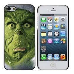 The Grinch Face Stole Christmas Dr. Seuss iphone 5/5s Case