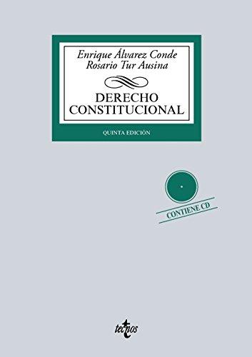 Descargar Libro Derecho Constitucional Enrique Álvarez Conde