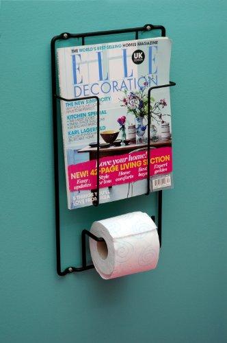 WC-Rollenhalter & Zeitschriftenhalter RollMag